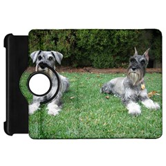 2 Standard Schnauzers Kindle Fire Hd 7