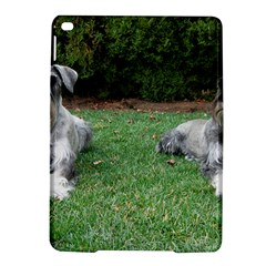 2 Standard Schnauzers Ipad Air 2 Hardshell Cases