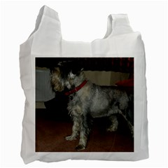 Standard Schnauzer Full Recycle Bag (two Side)