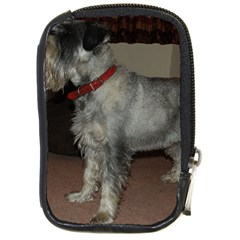 Standard Schnauzer Full Compact Camera Cases