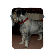 Standard Schnauzer Full Apple Ipad 2/3/4 Protective Soft Cases