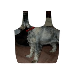 Standard Schnauzer Full Full Print Recycle Bags (s)