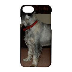 Standard Schnauzer Full Apple Iphone 7 Hardshell Case