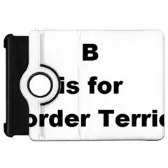 B Is For Border Terrier Kindle Fire Hd 7