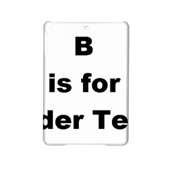 B Is For Border Terrier Ipad Mini 2 Hardshell Cases