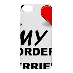 Border Terrier Love Apple Iphone 5s/ Se Hardshell Case