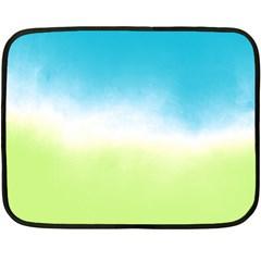 Ombre Fleece Blanket (mini)