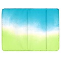 Ombre Samsung Galaxy Tab 7  P1000 Flip Case