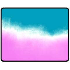 Ombre Fleece Blanket (medium)