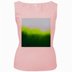 Ombre Women s Pink Tank Top