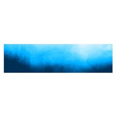 Ombre Satin Scarf (oblong)