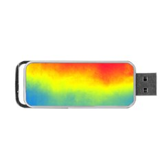 Ombre Portable Usb Flash (two Sides)