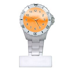 Ombre Plastic Nurses Watch