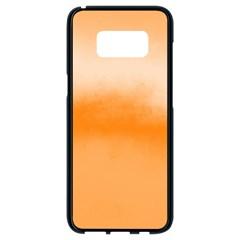 Ombre Samsung Galaxy S8 Black Seamless Case