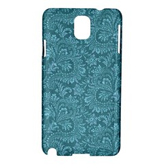 Floral Pattern Samsung Galaxy Note 3 N9005 Hardshell Case