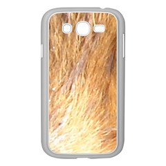 Nova Scotia Duck Tolling Retriever Eyes Samsung Galaxy Grand Duos I9082 Case (white)
