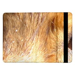 Nova Scotia Duck Tolling Retriever Eyes Samsung Galaxy Tab Pro 12 2  Flip Case