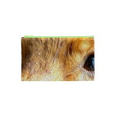 Nova Scotia Duck Tolling Retriever Eyes Cosmetic Bag (xs)