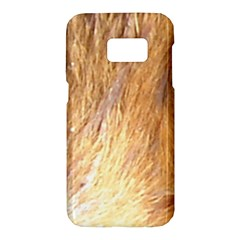 Nova Scotia Duck Tolling Retriever Eyes Samsung Galaxy S7 Hardshell Case