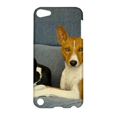 2 Basenjis Apple Ipod Touch 5 Hardshell Case