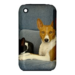 2 Basenjis Iphone 3s/3gs
