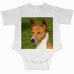 Basenji 2 Infant Creepers