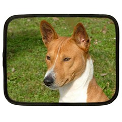 Basenji 2 Netbook Case (large)