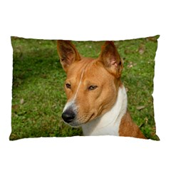 Basenji 2 Pillow Case