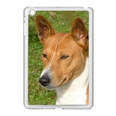 Basenji 2 Apple Ipad Mini Case (white)