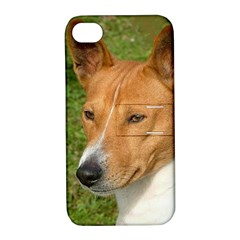 Basenji 2 Apple Iphone 4/4s Hardshell Case With Stand