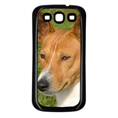 Basenji 2 Samsung Galaxy S3 Back Case (black)