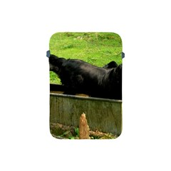 2 Full Flat Coated Retriever Apple Ipad Mini Protective Soft Cases
