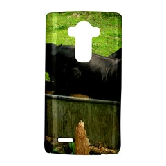 2 Full Flat Coated Retriever Lg G4 Hardshell Case