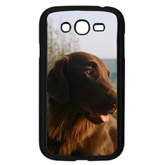 Flat Coated Retriever Samsung Galaxy Grand Duos I9082 Case (black)