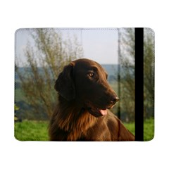 Flat Coated Retriever Samsung Galaxy Tab Pro 8 4  Flip Case