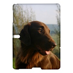 Flat Coated Retriever Samsung Galaxy Tab S (10 5 ) Hardshell Case