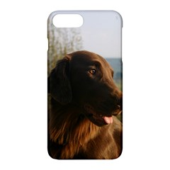 Flat Coated Retriever Apple Iphone 7 Plus Hardshell Case