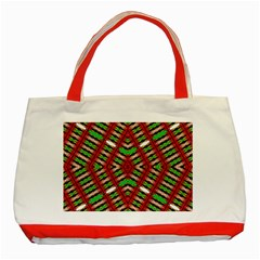 Only One Classic Tote Bag (red)