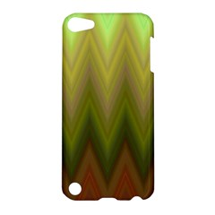 Zig Zag Chevron Classic Pattern Apple Ipod Touch 5 Hardshell Case