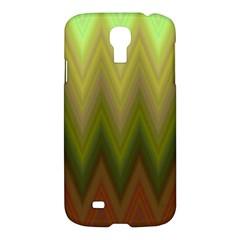 Zig Zag Chevron Classic Pattern Samsung Galaxy S4 I9500/i9505 Hardshell Case
