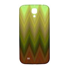 Zig Zag Chevron Classic Pattern Samsung Galaxy S4 I9500/i9505  Hardshell Back Case