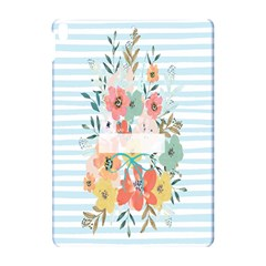 Watercolor Bouquet Floral White Apple Ipad Pro 10 5   Hardshell Case