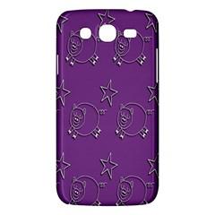 Pig Star Pattern Wallpaper Vector Samsung Galaxy Mega 5 8 I9152 Hardshell Case