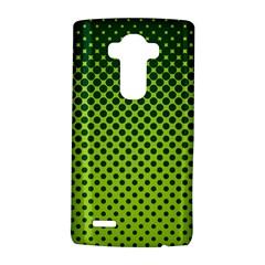 Halftone Circle Background Dot Lg G4 Hardshell Case