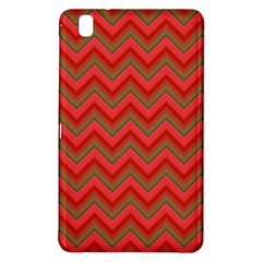 Background Retro Red Zigzag Samsung Galaxy Tab Pro 8 4 Hardshell Case