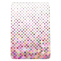 Pattern Square Background Diagonal Flap Covers (s)