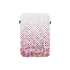Pattern Square Background Diagonal Apple Ipad Mini Protective Soft Cases