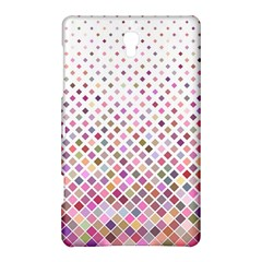 Pattern Square Background Diagonal Samsung Galaxy Tab S (8 4 ) Hardshell Case