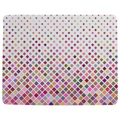 Pattern Square Background Diagonal Jigsaw Puzzle Photo Stand (rectangular)