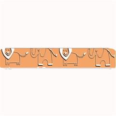 Lion Pattern Wallpaper Vector Small Bar Mats